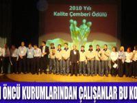 KALİTE ÇEMBERLERİ PAYLAŞIM KONFERANSI