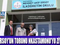 SELMA ARGON'UN  KASTAMONU ZİYARETİ