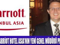 İSTANBUL MARRİOT HOTEL ASIA'DA ATAMA