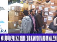 SKAL MARMARA KULÜBÜ VAN'A GİDİYOR