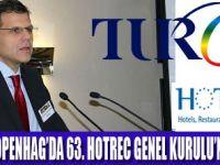 TUROB, HOTREC GENEL KURULU'NDA