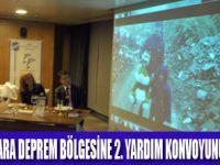 SKAL MARMARA VAN'A 2. KEZ GİDİYOR