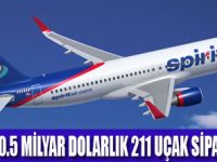 DUBAI AIR SHOW'DA A320'YE BÜYÜK İLGİ