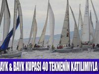 BODRUM'DA AYK & BAYK KUPASI SONA ERDİ