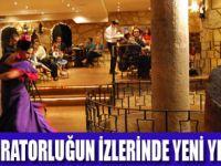 ANTİK CİSTERNA'DA YENİ YIL ŞÖLENİ