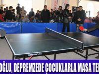 ÇADIR KENTLERDE SPORTİF FAALİYETLER