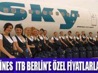 ITB BERLİN'E  ÖZEL FİYATLAR