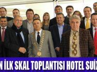 SKAL ANTALYA SUİX LARA'DA TOPLANDI