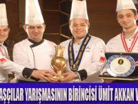 YILIN ALTIN ŞEFİ İZMİR'DEN