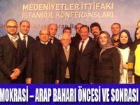 ENVER İBRAHİM 'E  GÖRE  ARAP BAHARI