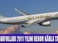 ETİHAD 137 MİLYON $ KÂR AÇIKLADI