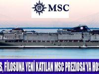 MSC,FANTASIA SERİSİNİ TAMAMLIYOR