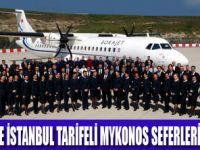 MYKONOS SEFERLERİ BAŞLIYOR!