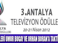 3. ANTALYA TV ÖDÜLLERİ ADAYLARI AÇIKLANDI