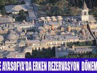 MÜZELERDE ERKEN REZERVASYON DÖNEMİ