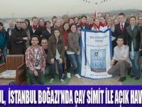 SKAL İSTANBUL'UN  BOĞAZ KEYFİ
