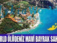 LYKİAWORLD ÖLÜDENİZ'E MAVİ BAYRAK