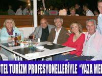 """PARK156 HOTEL """"YAZA MERHABA"""" DEDİ"""