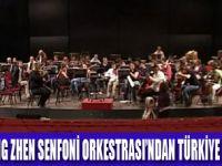 ÇİN SENFONİ ORKESTRASI TÜRKİYE'DE