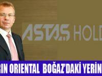 ASTAŞ HOLDİNG'DEN  BOĞAZ'A LÜKS OTEL