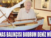 """""""YATAĞAN"""" DENİZ MÜZESİ'NDE"""