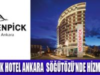MÖVENPİCK HOTEL SÖĞÜTÖZÜ'NDE AÇILDI