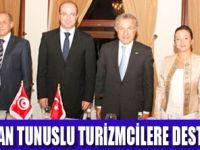 TUNUS TANITIM OFİSİ AÇILIYOR