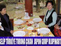 JAPON GRUP ULUPINAR'A HAYRAN KALDI
