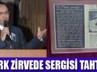 ATATÜRK ZİRVEDE 10 KASIM SERGİSİ