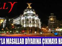 JOLLY TUR'LA MASALLAR DİYARI ENDÜLÜS