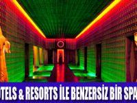GLORIA HOTELS'DE ŞEHRAZAT BAKIMI