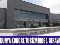 İSTANBUL KONGRE TURİZMİNDE LİDER