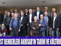 TURİST REHBERLERİ AKHİSAR'DA