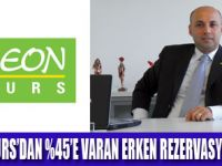 ODEON TOURS'DAN TATİLCİYE FIRSAT