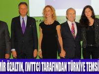 WTTC'NİN TÜRKİYE'DEKİ İLK TEMSİLCİSİ