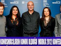 MARKA 2012 KONFERANSI BAŞLIYOR