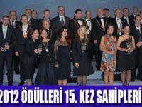 SKALİTE 2012 ÖDÜLLERİ VERİLDİ