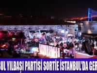 SKÂL İSTANBUL YILBAŞI PARTİSİ SORTİE'DE