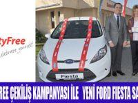 SETUR DUTY FREE FORD FIESTA VERDİ