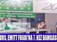 ODEON TOURS'DAN EK %5 İNDİRİM