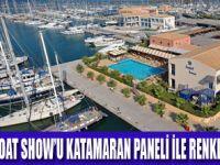 D-MARİN KATAMARAN PANELİ