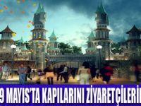 TÜRKİYE'NİN İLK TEMALI PARKI
