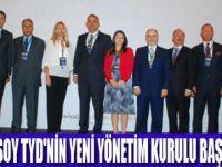 """TYD'DE """"MURAT ERSOY"""" DÖNEMİ"""