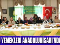ANADOLUHİSARI'NDA LEZZET ŞÖLENİ