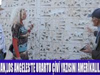 VAN'A AMERİKALI TURİST İLGİSİ