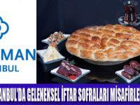 DEDEMAN İSTANBUL'DA İFTAR KEYFİ