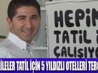 ÇOCUKLU AİLELERİN TERCİHİ 5YILDIZLI OTELLER