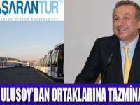 ULUSOY'DAN 40 BİN TL TAZMİNAT DAVASI