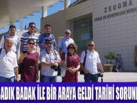 KEŞİF EKİBİ GAZİANTEP'İ GEZDİ