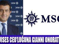 MSC CRUISES'DA CEO DEĞİŞİMİ